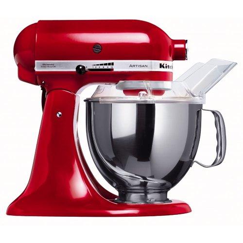 KitchenAid Küchenmaschine Artisan rot