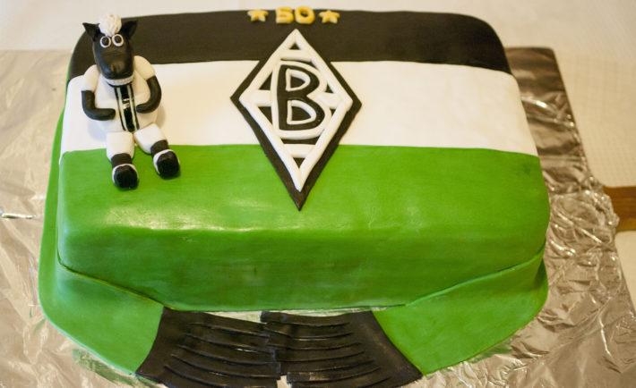 Borussia Monchengladbach Torte Rezepte Torten Franzis Backstube
